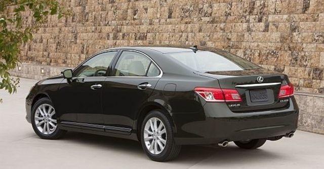2011 Lexus ES 350 豪華版  第4張相片