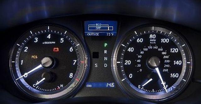 2011 Lexus ES 350 豪華版  第6張相片
