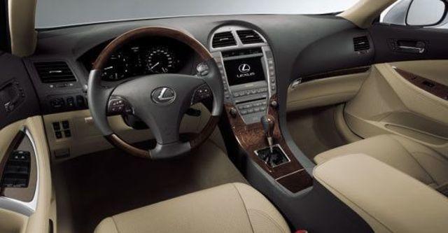2011 Lexus ES 350 豪華版  第8張相片