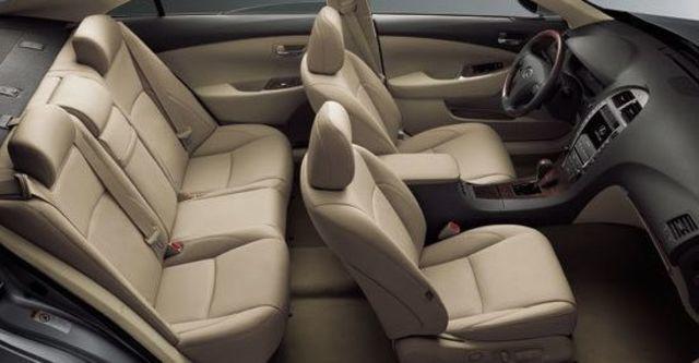 2011 Lexus ES 350 豪華版  第9張相片