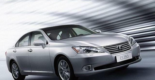 2011 Lexus ES 350 頂級版  第1張相片