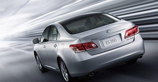 2011 Lexus ES 350 頂級版  第3張相片