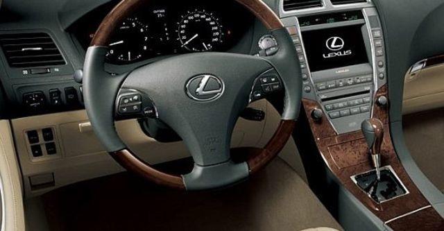 2011 Lexus ES 350 頂級版  第8張相片