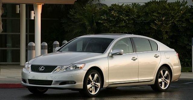 2011 Lexus GS 350  第2張相片