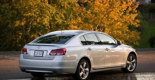 2011 Lexus GS 350  第3張相片