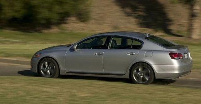 2011 Lexus GS 350  第4張相片
