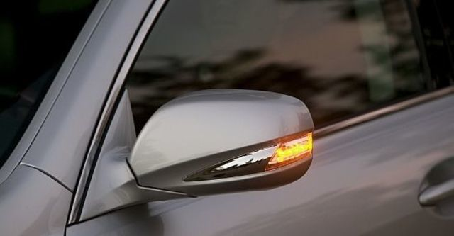 2011 Lexus GS 350  第5張相片