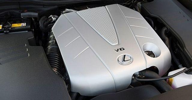 2011 Lexus GS 350  第6張相片