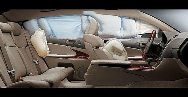 2011 Lexus GS 350  第8張相片