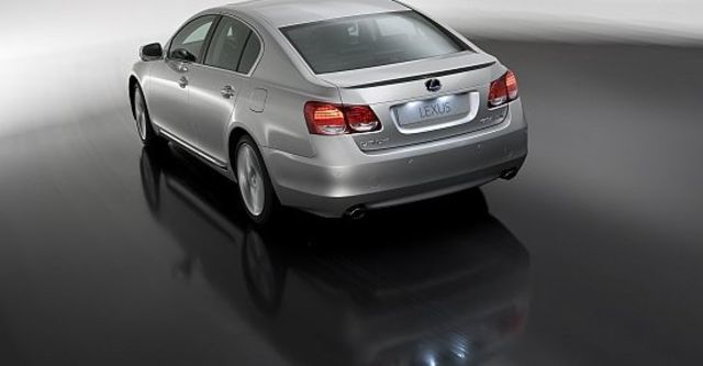 2011 Lexus GS 450h  第3張相片