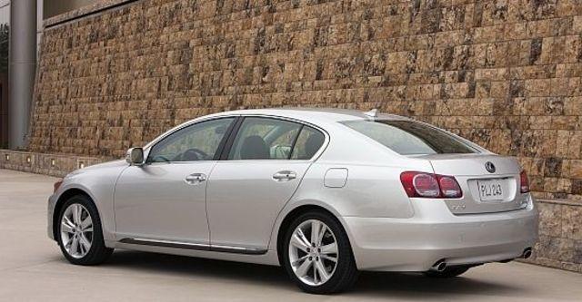 2011 Lexus GS 450h  第5張相片