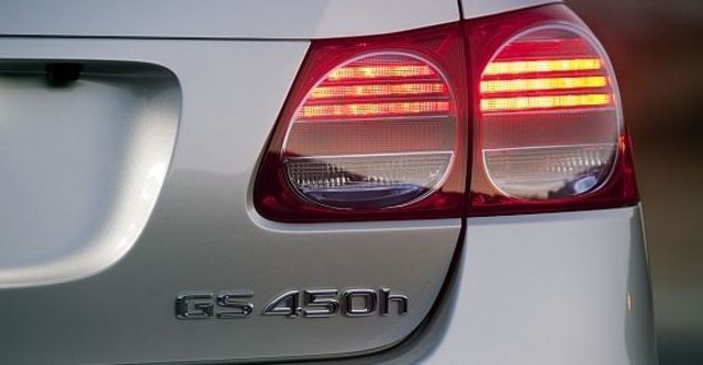 2011 Lexus GS 450h  第7張相片