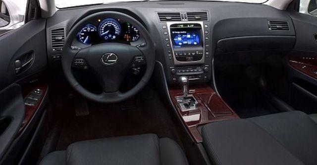 2011 Lexus GS 450h  第8張相片