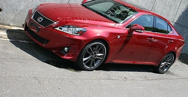 2011 Lexus IS 250 F-Sport  第1張相片