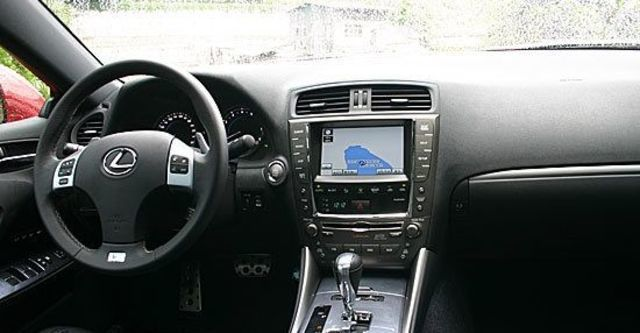 2011 Lexus IS 250 F-Sport  第5張相片