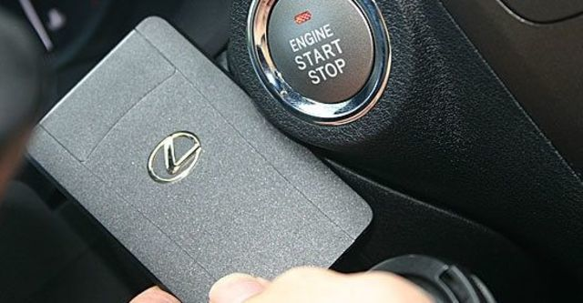 2011 Lexus IS 250 F-Sport  第6張相片