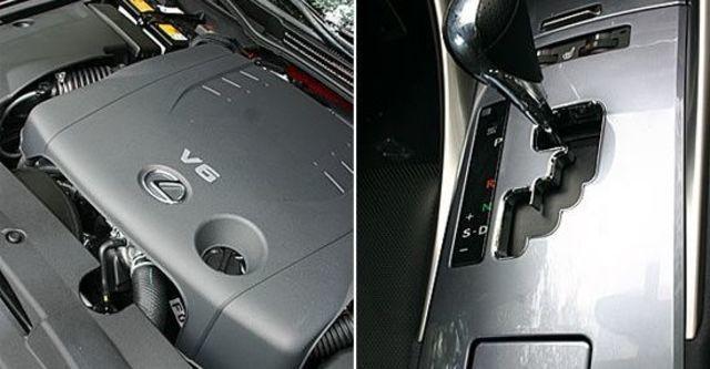 2011 Lexus IS 250 F-Sport  第7張相片