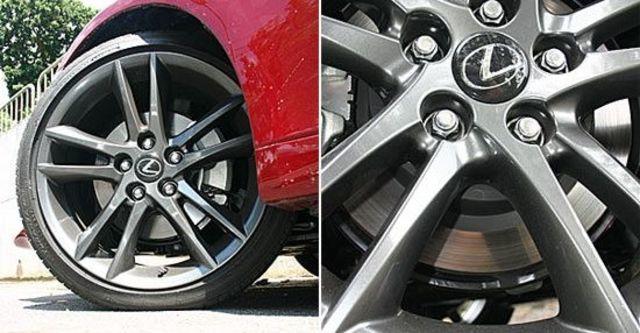 2011 Lexus IS 250 F-Sport  第9張相片