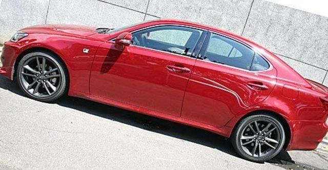 2011 Lexus IS 250 F-Sport  第10張相片