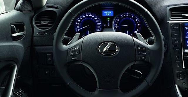 2011 Lexus IS 250 尊榮版  第6張相片