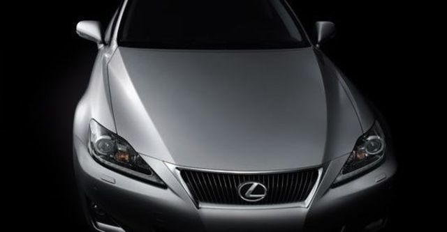 2011 Lexus IS 250 頂級Navi版  第4張相片