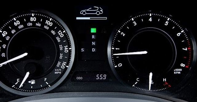 2011 Lexus ISC 250 勁馳Sporty版  第9張相片