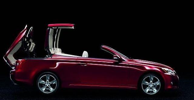 2011 Lexus ISC 250 魅惑Navi版  第4張相片