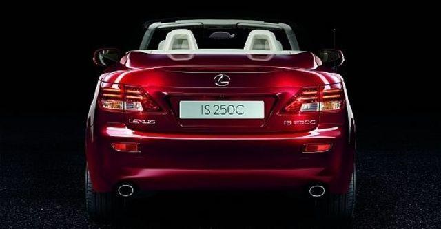 2011 Lexus ISC 250 魅惑Navi版  第6張相片
