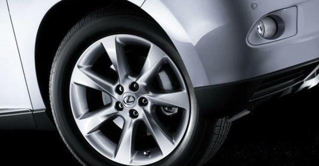 2011 Lexus RX 350豪華版  第5張相片