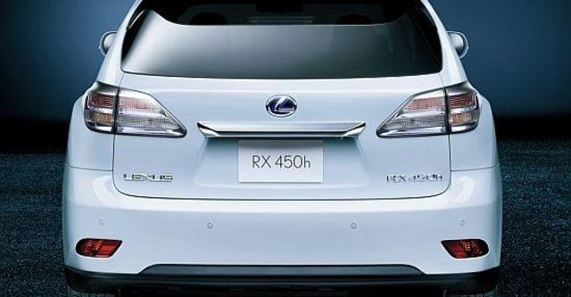 2011 Lexus RX 450h豪華版  第3張相片