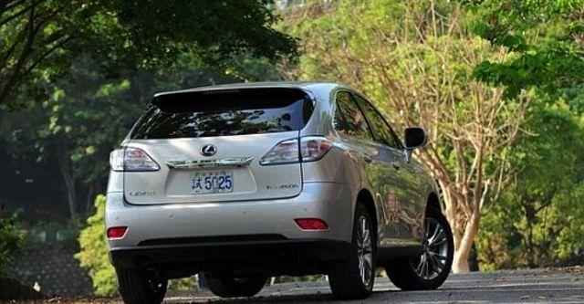 2011 Lexus RX 450h豪華版  第5張相片