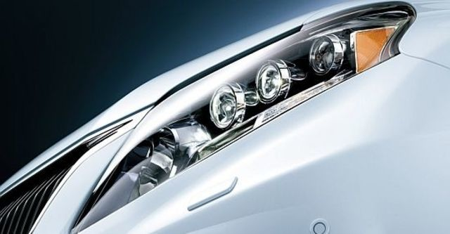 2011 Lexus RX 450h豪華版  第6張相片