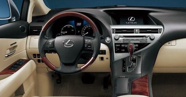 2011 Lexus RX 450h豪華版  第7張相片