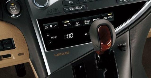 2011 Lexus RX 450h豪華版  第8張相片