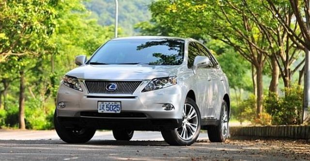 2011 Lexus RX 450h頂級版  第5張相片
