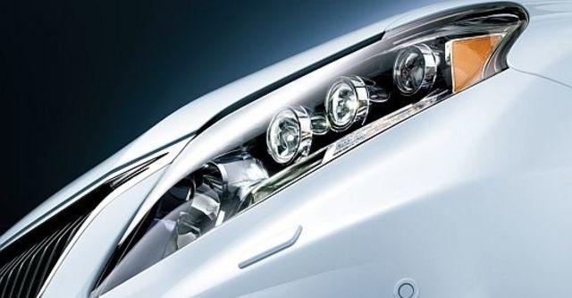 2011 Lexus RX 450h頂級版  第7張相片