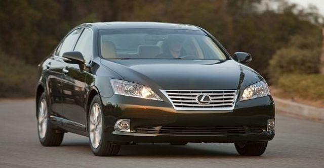 2010 Lexus ES 350 豪華版  第1張相片