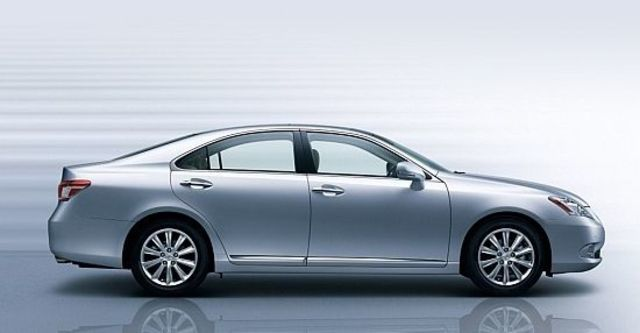 2010 Lexus ES 350 頂級版  第4張相片