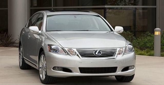 2010 Lexus GS 450h  第1張相片