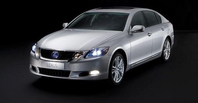 2010 Lexus GS 450h  第2張相片