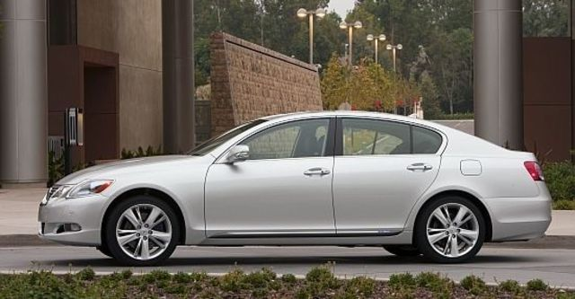 2010 Lexus GS 450h  第5張相片