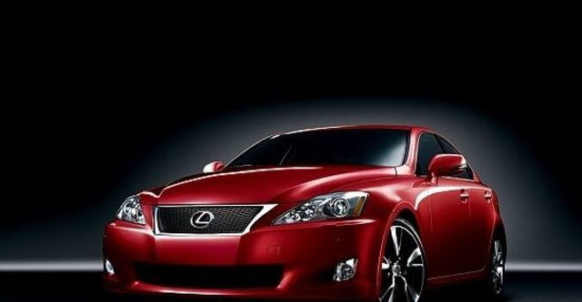 2010 Lexus IS 250 F-Sport  第1張相片