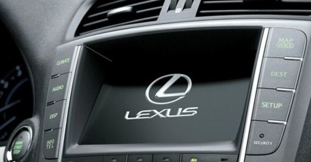 2010 Lexus IS 250 F-Sport  第6張相片