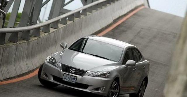 2010 Lexus IS 250 頂級Navi版  第1張相片