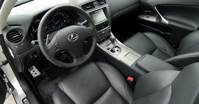 2010 Lexus IS 250 頂級Navi版  第5張相片