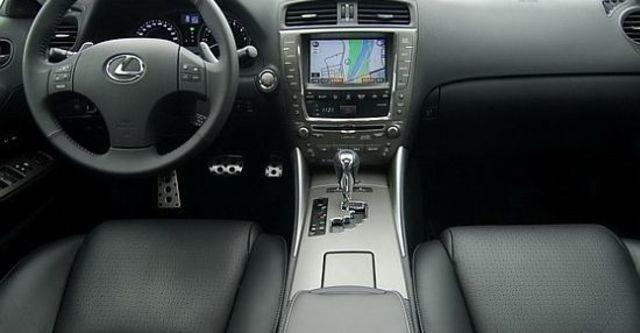 2010 Lexus IS 250 頂級Navi版  第9張相片