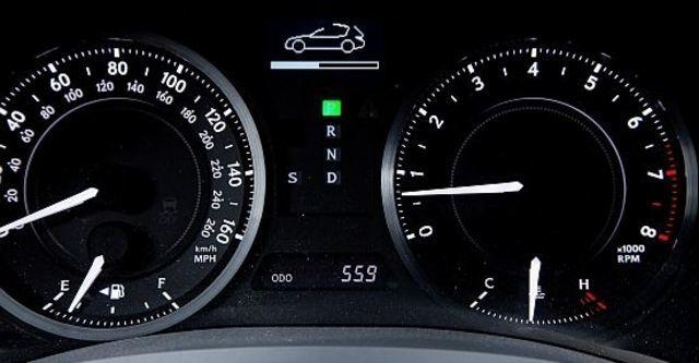 2010 Lexus ISC 250 勁馳Sporty版  第9張相片