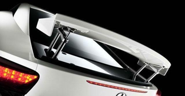 2010 Lexus LFA 4.8  第6張相片