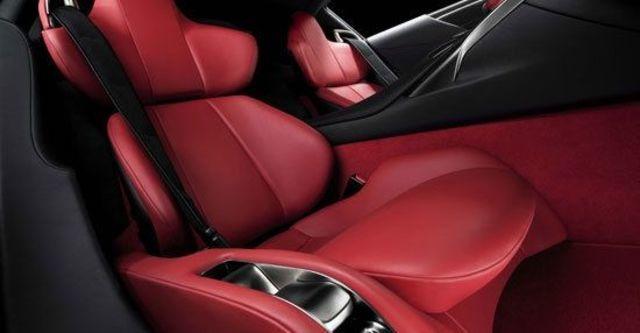 2010 Lexus LFA 4.8  第8張相片