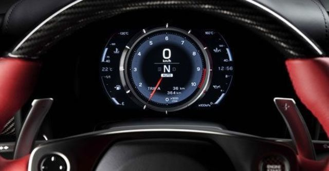 2010 Lexus LFA 4.8  第9張相片